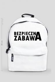 BEZPIECZNY Plecak studenta maly