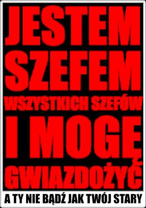 SZEF BLACK slim