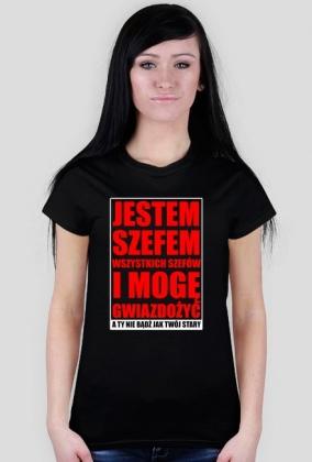 SZEF GIRL BLACK