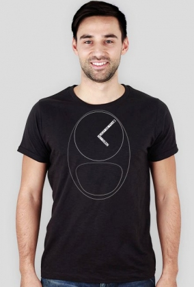 clock slim black