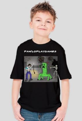 Koszulka Minecraft Dziecięca