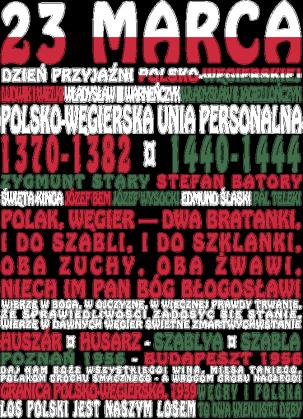 Dzien Przyjazni Polsko-Wegierskiej