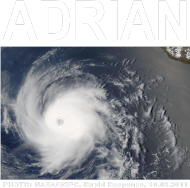 Huragan Adrian