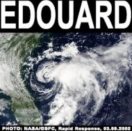 burza tropikalna Edward