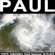 cyklon Paul