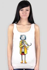 Koszulka Koralina