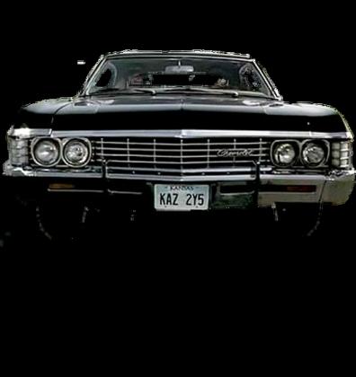 Supernatural - Impala