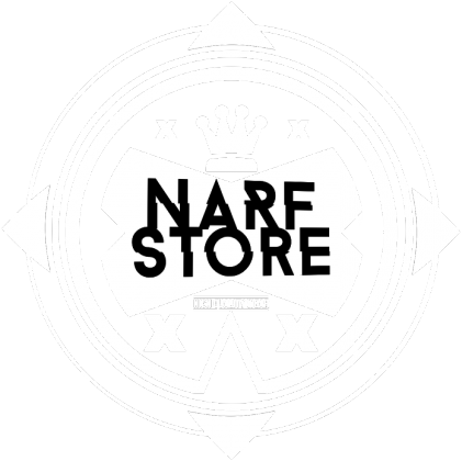 T-SHIRT - Narf Store (Czarna)