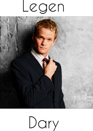 Barney how i met your mother legendary