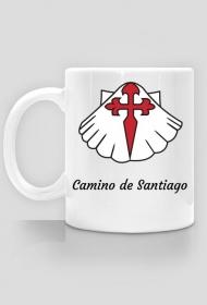 Kubek Camino de Santiago