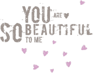 Kubek z tekstem - you are...