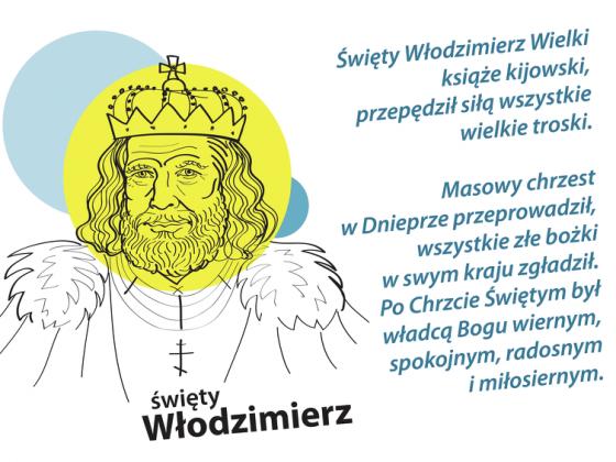 Koszulka Włodzimierz (biel męska)