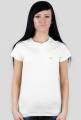 Koszulka Ojciec Franciszek (biel damska)