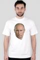 Putin T shirt /Black and White (M)