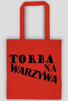 TORBA NA WARZYWA - EkoTorba MuodeMotywy