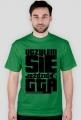 Uczyłem się jeździć w GTA - Koszulka MuodeMotywy