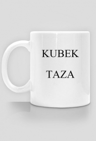 Kubek Taza