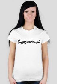Koszulka Jugofonika - damska (różne kolory)