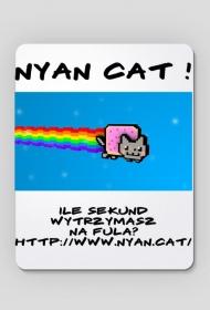 Podkładka pod myszę - Nyan Cat