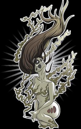Zombie panna