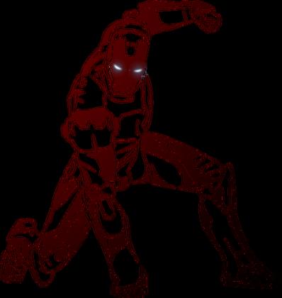 Iron Man (bez odbicia)