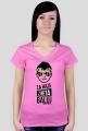 Koszulka damska V - Baluj!