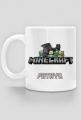 [Kubek] Minecraft (Imię: Patryk)