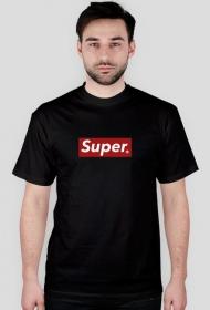 T-SHIRT SUPER BLACK
