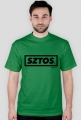 T-SHIRT SZTOS WHITE