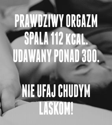 PRAWDZIWY ORGAZM SPALA 112...