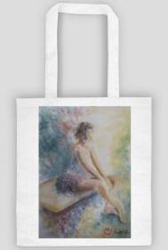 eko torba z baletnicą