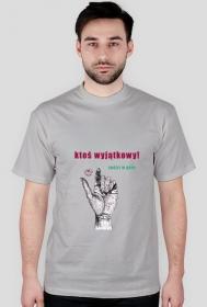 ktoś wyjątkowy mężczyźni koszulka