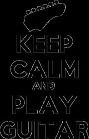 Keep Calm Damska