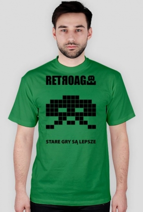 Retroage BLACK INVADER2