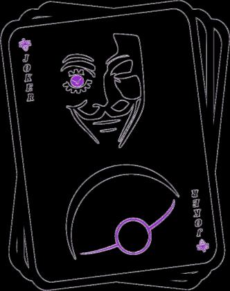 Jocker (multi-kolor)