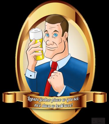 Lepsze jedno piwo...