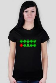 Koszulka Android FAN [WOMEN]