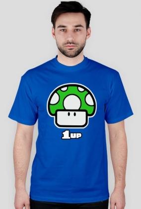 Koszulka Super Mario 1up [MEN]