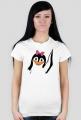Koszulka Tux dziewczynka