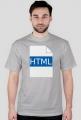 Koszulka HTML [programista]