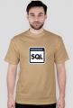 Koszulka SQL [programista]