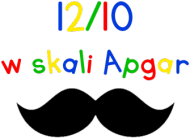 12/10 w skali Apgar - chłopiec