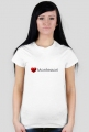 Koszulka damska LOVE MONTESSORI
