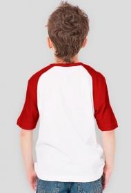 Koszulka Bat Adwe z rękawkami [Czerwona] [Chłopięca] Nr produktu:
