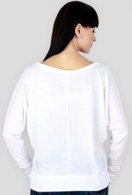 Odkurzacz damski luźna bluza