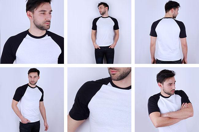Zdjęcie rzeczywiste Koszulka z nadrukiem Achilles