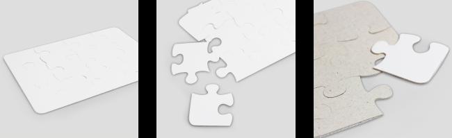 Zdjęcie rzeczywiste Puzzle - Oddaję Ci serce
