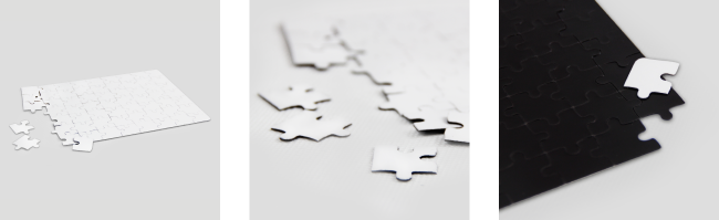 Zdjęcie rzeczywiste Puzzle Jubiler/Puzzle Jeweller