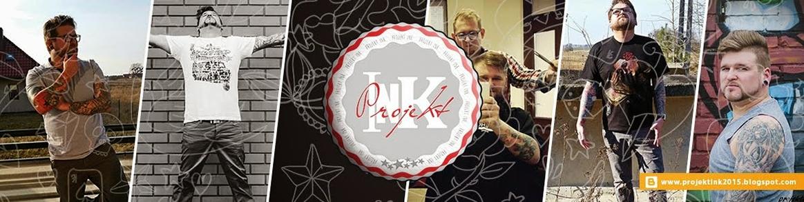 Projekt INK - clothing