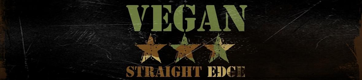 Vegan, Raw Vegan, Straight Edge